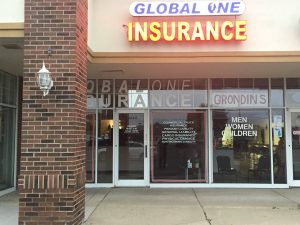 Global One Insurance Agency